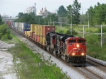CN 8815 at Mile 55 Dundas Sub.